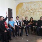 Tinerii sunt darul lui Dumnezeu pentru România!