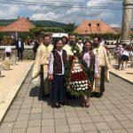 Slujba de Parastas pentru eroii neamului nostru românesc  la Parohia Grozești-Oituz
